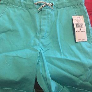 Boys Polo Ralph Lauren blue shorts